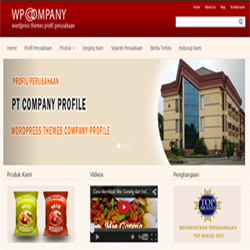 WpCompany wordpress themes